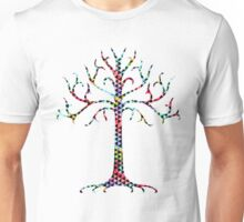 Triangular Gondor tree Unisex T-Shirt