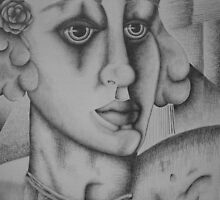 Art Deco Girl by ChloeLouise