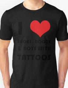 What a girl wants... T-Shirt