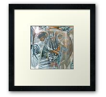 After Caravagio 3. Framed Print