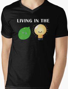 Living in the Limelight Mens V-Neck T-Shirt