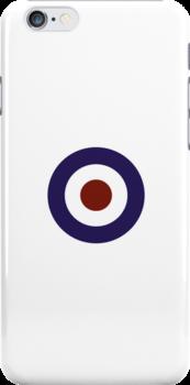 MOD Badge/Bullseye by lcfcworld