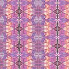 Swirls & Squares by mlleyoko