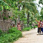 Playtime At The Village by nicholasderoose