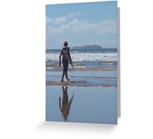 Going Surfing! - Coast NSW Greeting Card
