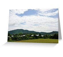 Change Realized Greeting Card
