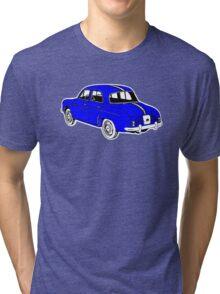 DAUPHINE GORDINI BLUE Tri-blend T-Shirt