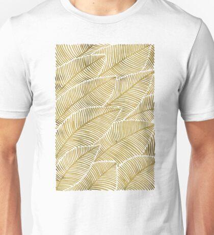 Tropical Gold Unisex T-Shirt