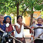Ladies Of The Village by nicholasderoose