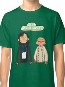 Sherlockesame Street Classic T-Shirt