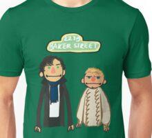 Sherlockesame Street Unisex T-Shirt