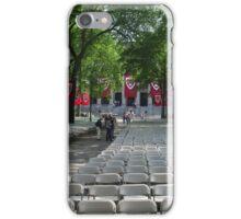 Harvard iPhone Case/Skin