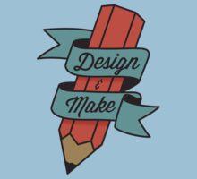 Design & Make Kids Tee