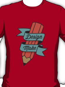 Design & Make T-Shirt