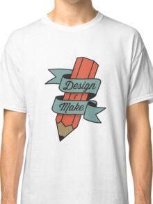 Design & Make Classic T-Shirt