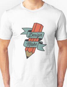 Design & Make Unisex T-Shirt