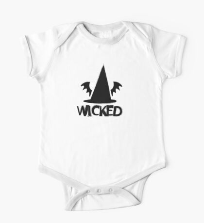 WICKED One Piece - Short Sleeve