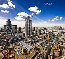 City of London by antogish