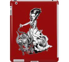 Damnedhead iPad Case/Skin