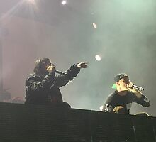 Jack U (live from msg nye)  by airiealese