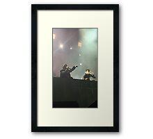 Jack U (live from msg nye)  Framed Print