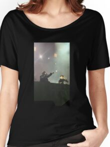 Jack U (live from msg nye)  Women's Relaxed Fit T-Shirt