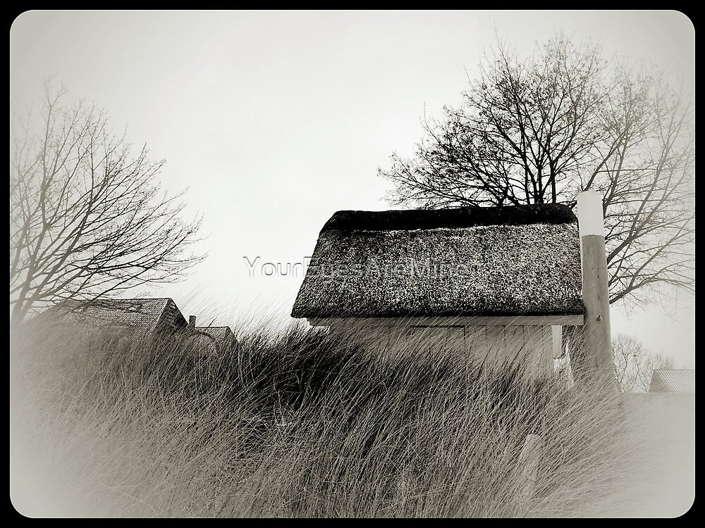 Little house by OLIVER W