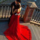 Praha red by vesa50