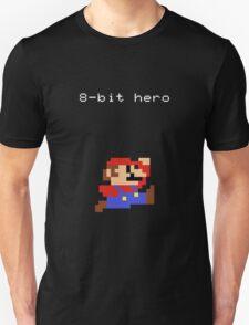 8-bit hero mario T-Shirt