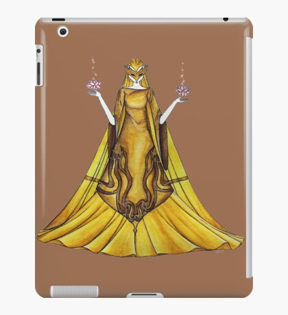 Scales of justice iPad Case/Skin