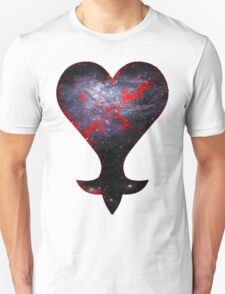 Kingdom Hearts Heartless grunge universe T-Shirt