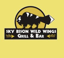 Sky Bison Wild Wings Kids Clothes