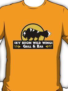 Sky Bison Wild Wings T-Shirt