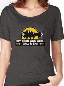 Sky Bison Wild Wings Women's Relaxed Fit T-Shirt