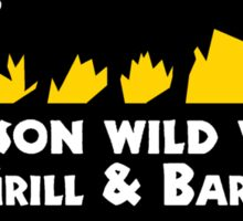Sky Bison Wild Wings Sticker
