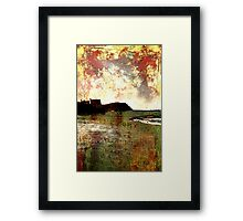 Imprinted Framed Print