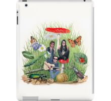 Lilly's Garden iPad Case/Skin