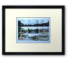 Roberts Lane Framed Print