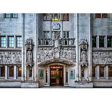 High court Photographic Print