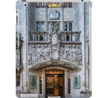 High court iPad Case/Skin