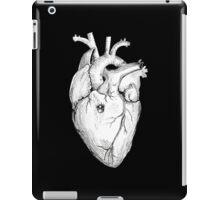 Distrusting heart iPad Case/Skin