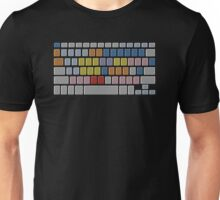 Cut with Colors Unisex T-Shirt