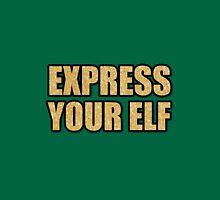 Express your elf Unisex T-Shirt