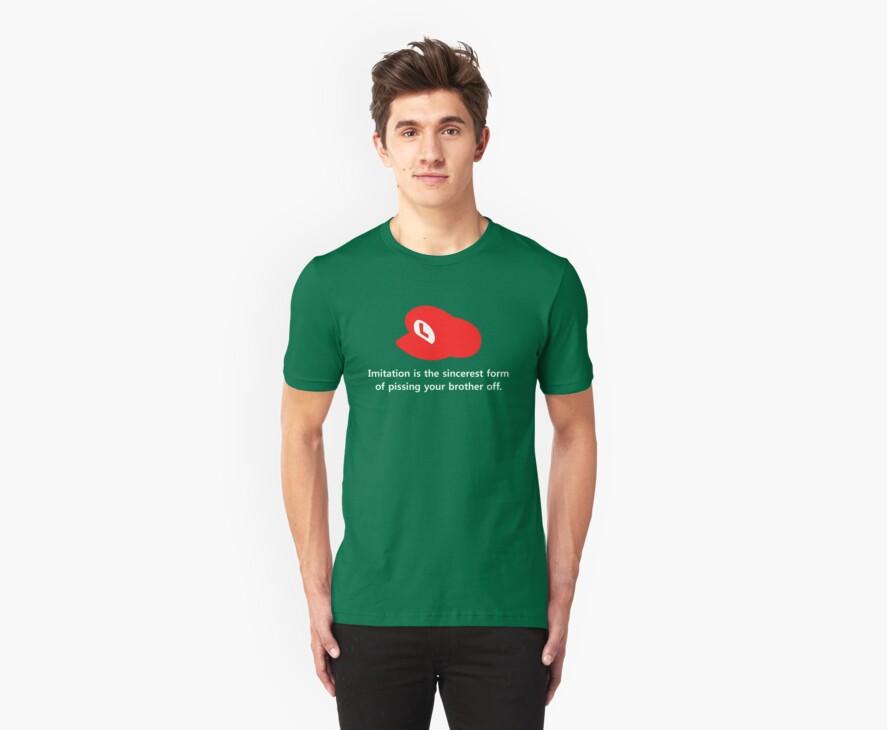 Red Luigi by Coattails