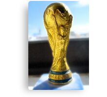 Word Cup  Canvas Print