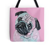 Artistic mr Pug Tote Bag