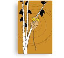 Lemur in Tree by Amanda Jones Canvas Print