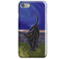 Animal Parade Black Cat iPhone Case/Skin