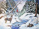 Winter Retreat by teresa731