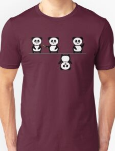 Another perspective for the panda T-Shirt